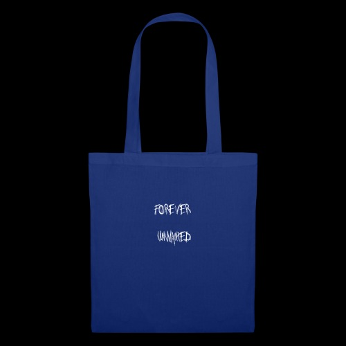 Forever Unwanted White Colourway - Tote Bag