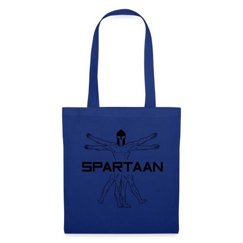 SPARTAAN - Logo - Tas van stof