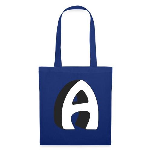 Alfa Kv | Basebal T-Shirt - Tas van stof