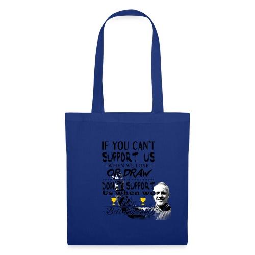 Bill Shankly - Barntröja - Tygväska