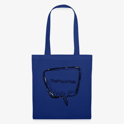 The Psych Talk - Speech Bubble - Tote Bag