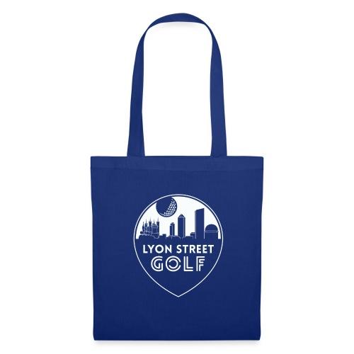 LOGO LYON STREET GOLF BLANC - Tote Bag