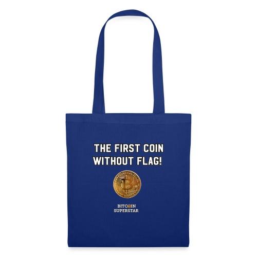 Coin with no flag - Borsa di stoffa