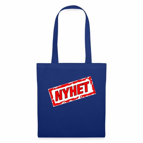 NYHET - Tygväska