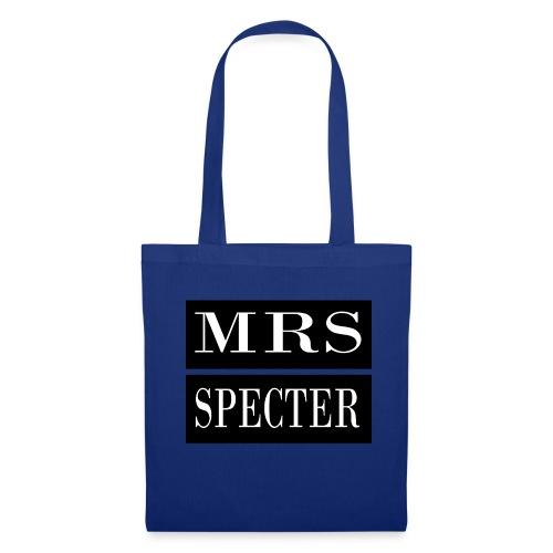 Mrs Specter - für jeden Specter Fan ein Muss - Stoffbeutel
