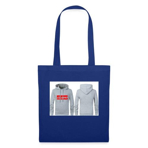 elgiro gray hoodie - Tote Bag