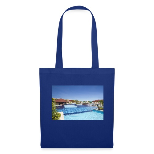 splendide piscine - Tote Bag