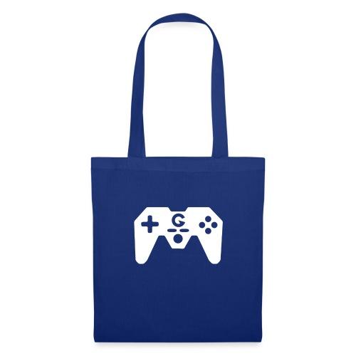 GAMES UOB CONTROL WHITE - Tote Bag
