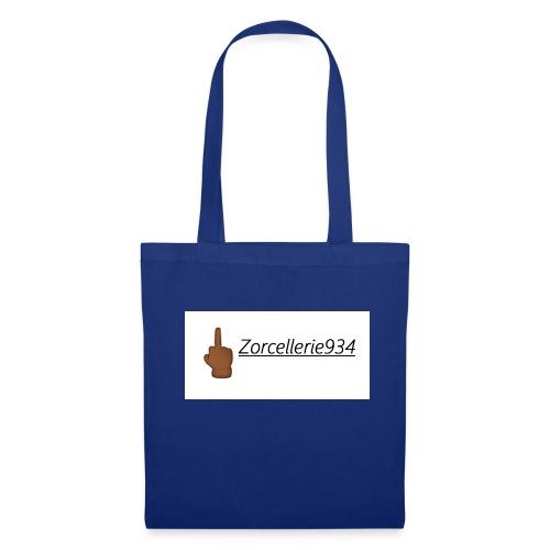 Zorcellerie934 Middle Finger - Tote Bag