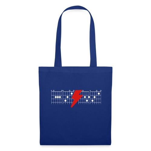 Rock Guitar Shirt - Tote Bag