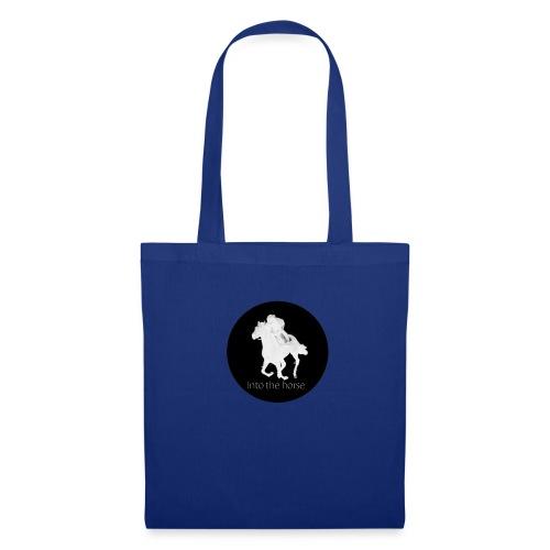 logo_intothehorse - Borsa di stoffa