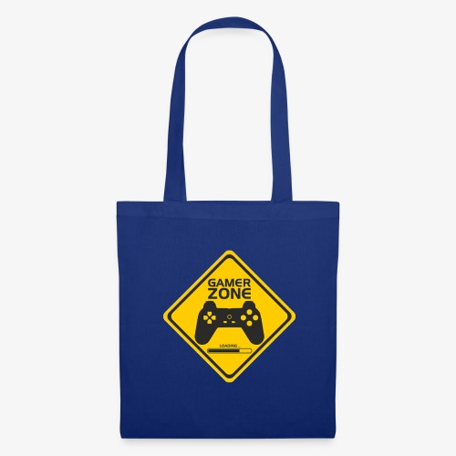 AMRS ShirtDesigns Game Zone - Tote Bag