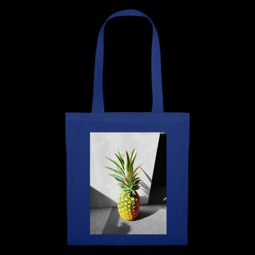 Ananas colorless X colorful - Stoffbeutel