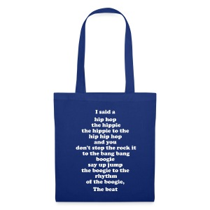 Hip Hop 1-2-1-2 - Tote Bag