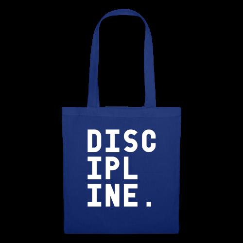 Discipline - Tas van stof