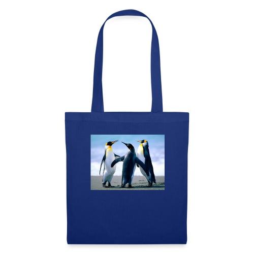 Penguins - Stoffbeutel