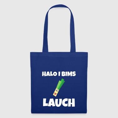 Halo I Bims 1 Lauch Zunge rausstrecken | Frecher L - Stoffbeutel