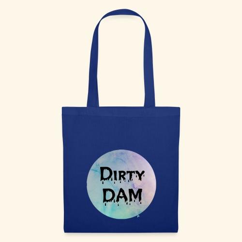 Dirty DAM dark - Tote Bag