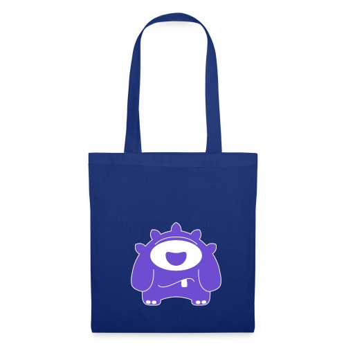 Main character design from the smashET game - Tote Bag