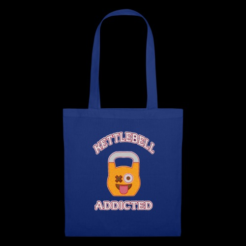 Kettlebell Addicted - Tote Bag