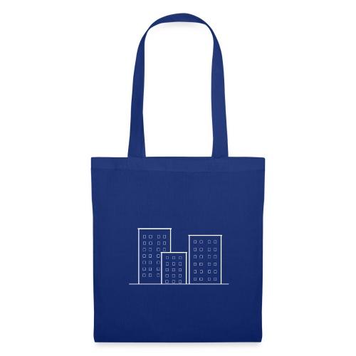 Skyscrapers - Tote Bag