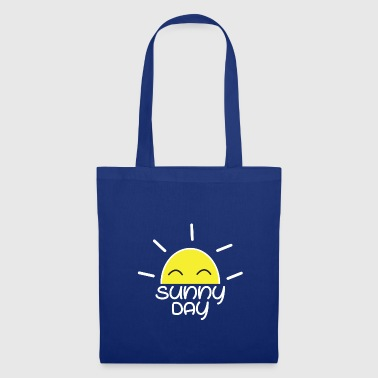 Sunny day holiday - Tote Bag