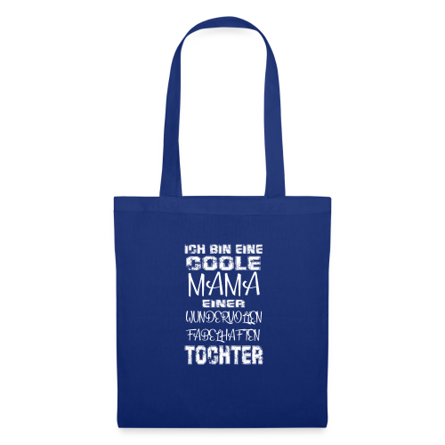 Coole Mama Tochter Geschenk Idee Muttertag - Stoffbeutel