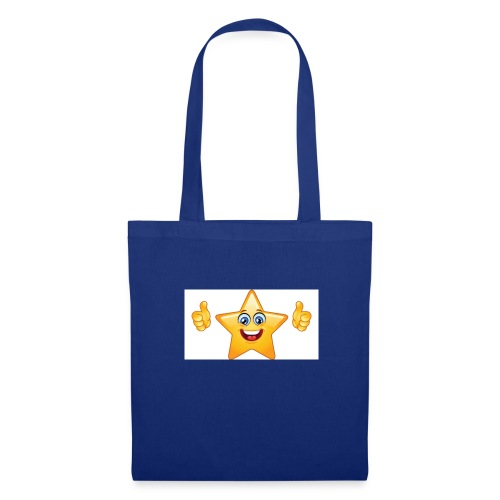 star-smiley-234 - Borsa di stoffa
