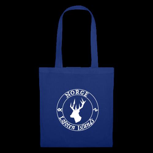 logo tampon norvège - Tote Bag
