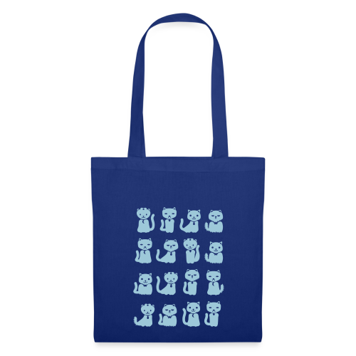 we want cats - Tote Bag