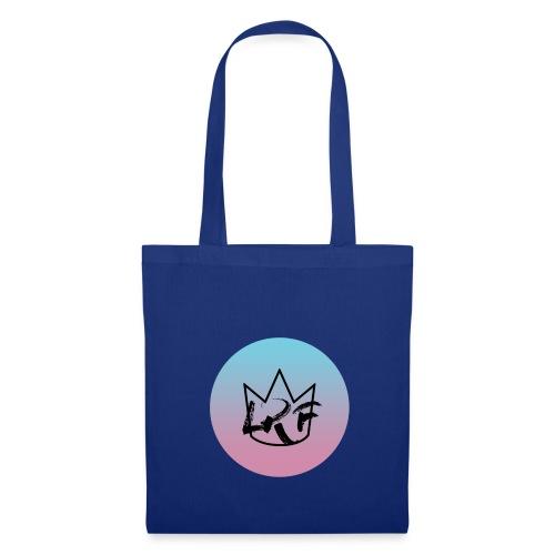logo lrf rond black casquette - Tote Bag