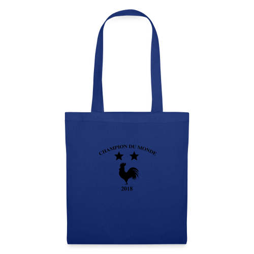 Champion du monde 2018 - Tote Bag