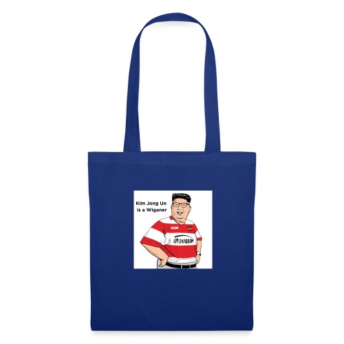 Kim Jong Un is a Wiganer 2 - Tote Bag