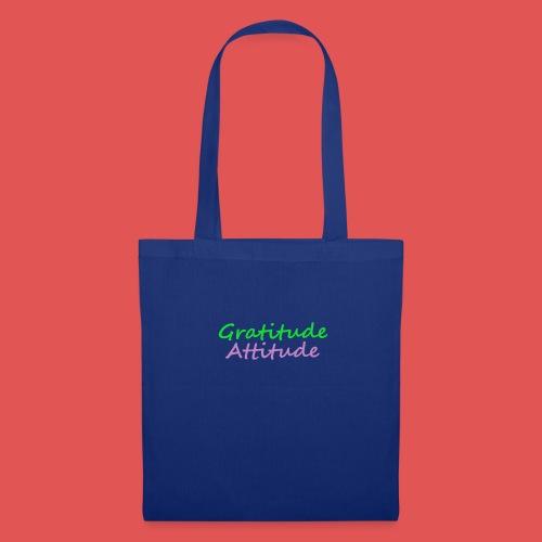 Gratitude - Bolsa de tela