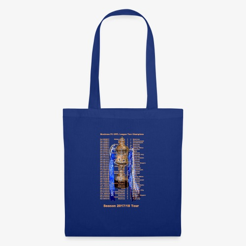 Montrose League Cup Tour - Tote Bag