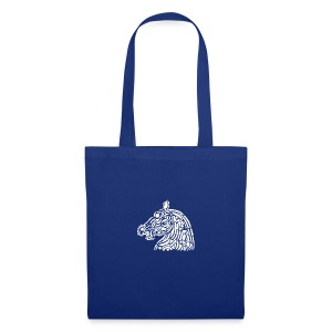 horse - cheval blanc - Tote Bag