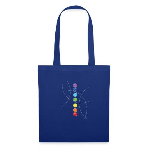 Les 7 chakras - Tote Bag
