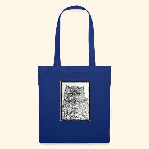 Chat Maille - Tote Bag