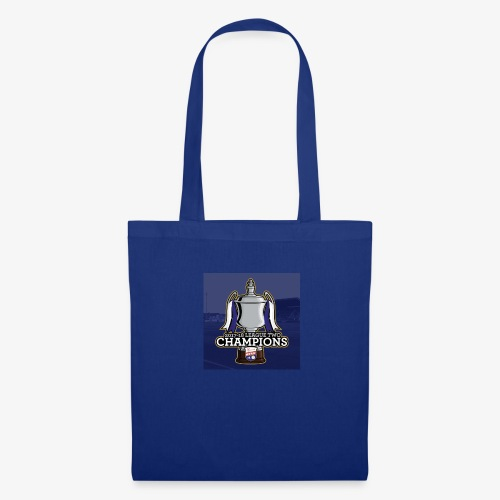 MFC Champions 2017/18 - Tote Bag
