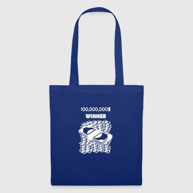 millionwinner wite - Tote Bag