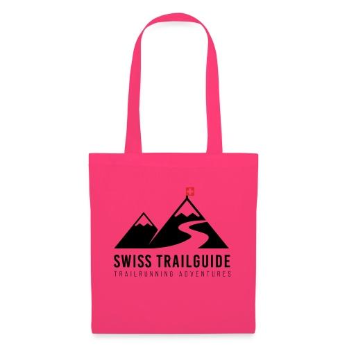 Swiss Trailguide Logo - Stoffbeutel