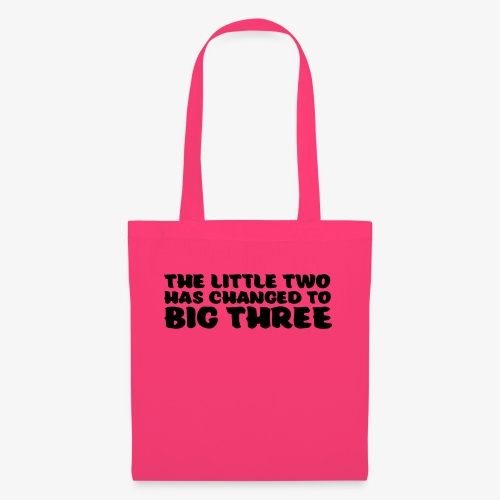 the little two has changed to big three - Kangaskassi