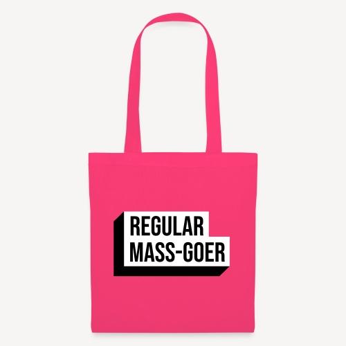 REGULAR MASS GOER - Tote Bag