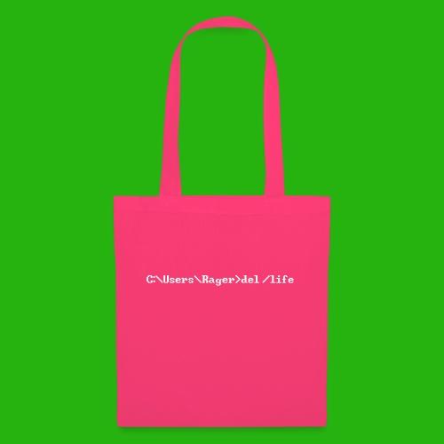 Programming Get A Life - Tote Bag