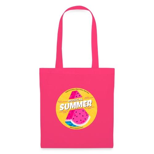Musical Summer - Borsa di stoffa