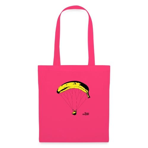 Banana Parglider 🍌 Bananen Gleitschirm - Stoffbeutel