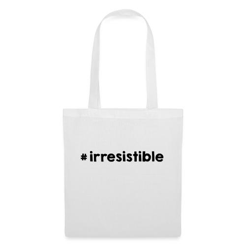 #irresistible - Stoffbeutel