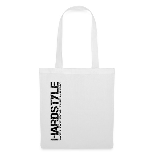 HARDSYTLE4 png - Stoffbeutel