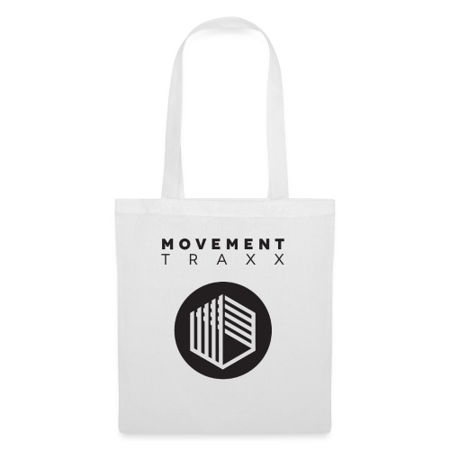 Movement Traxx - 'Standard Logo 3' - Tote Bag