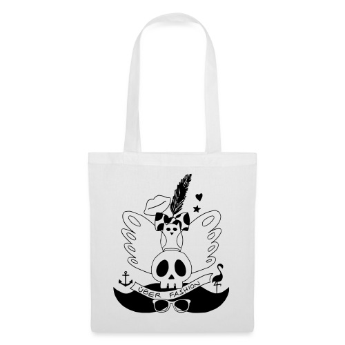 ÜBER FASHION - Tote Bag